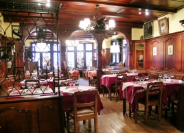 Restaurants chez yvonne for your incentive in strasbourg scb