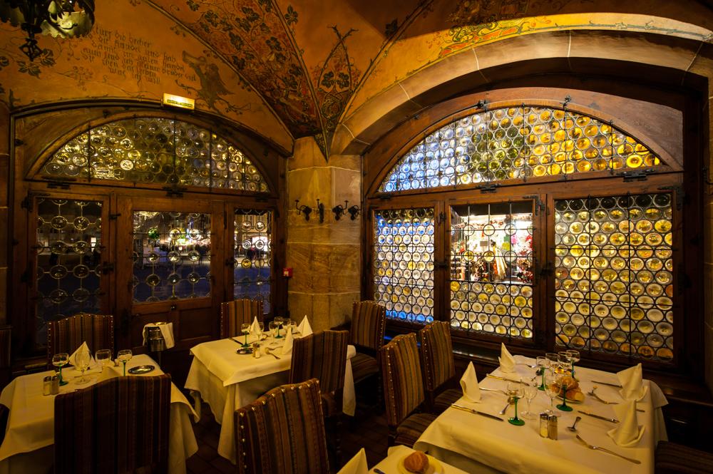 Maison Kammerzell Strasbourg Restaurant