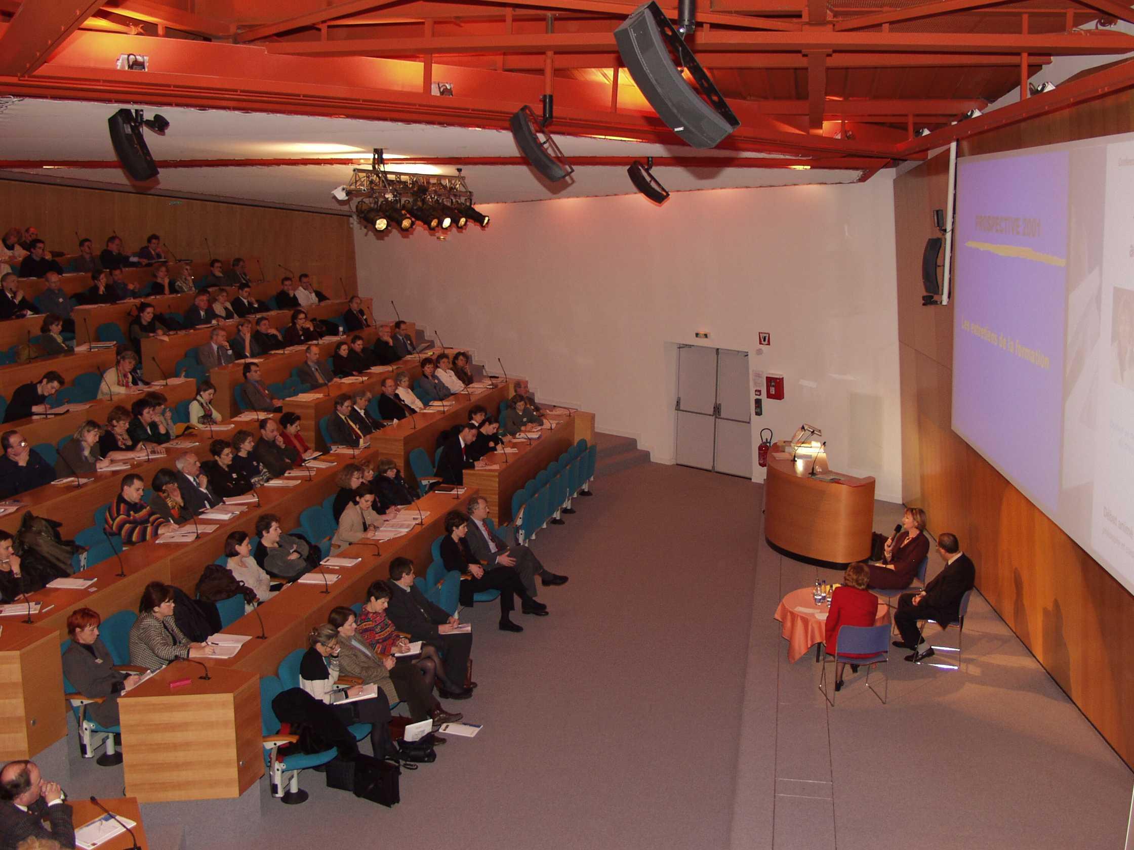 Espaces de réunion CCI Campus Strasbourg pour votre congr¨s