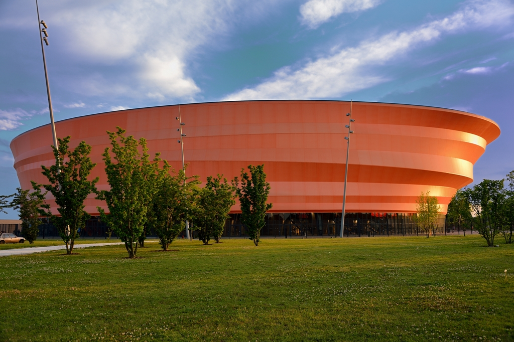Souvent Meeting venues Zénith Strasbourg Europe for your congress in  FF54