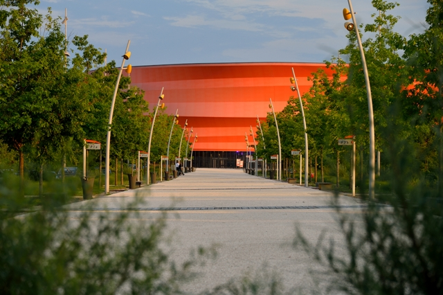 Populaire Meeting venues Zénith Strasbourg Europe for your congress in  OC58