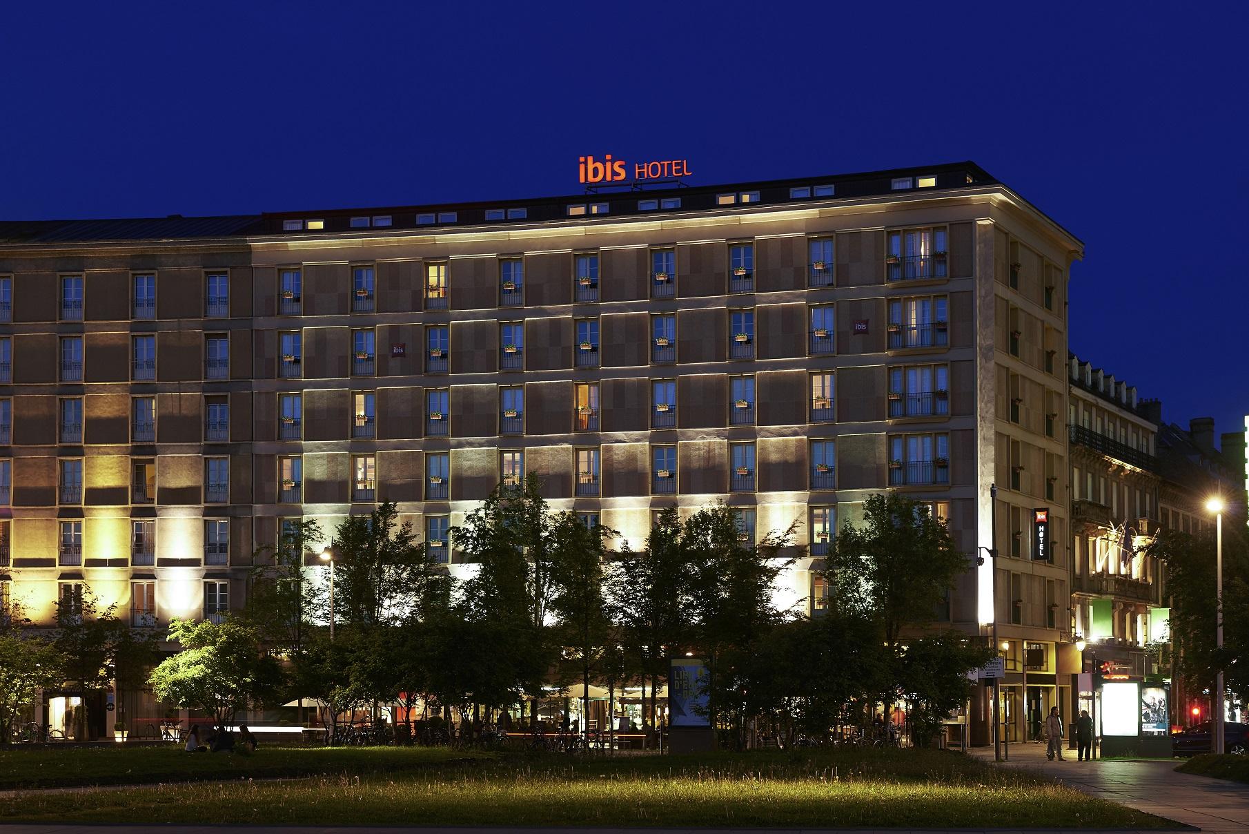 Hotel Ibis Gare Strasbourg