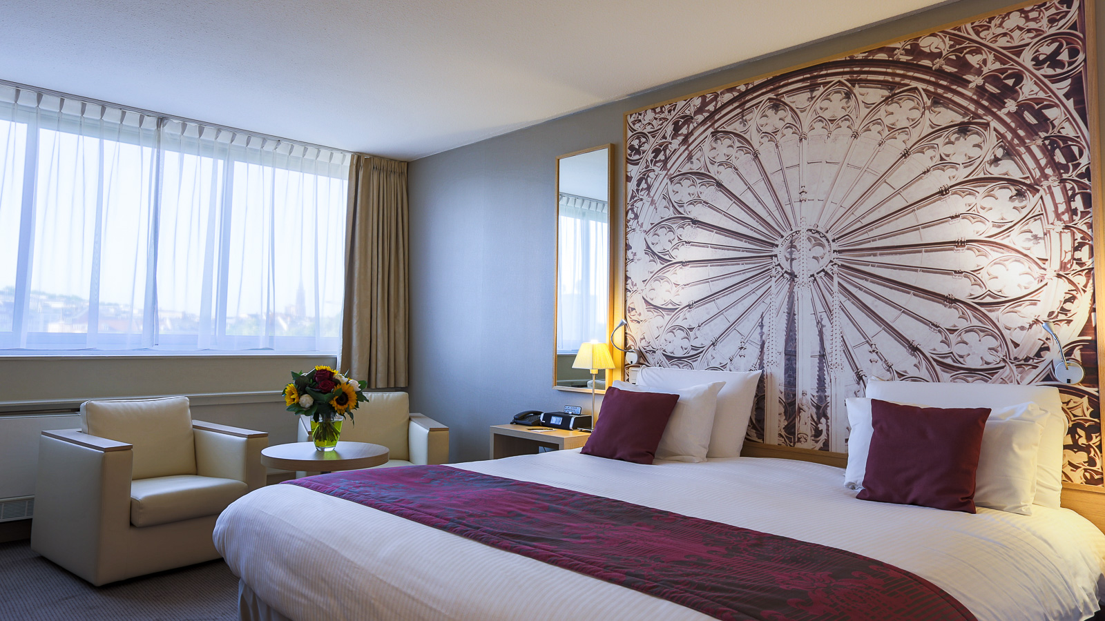 Hotels Mercure Strasbourg Palais Des Congr S For Your Seminar In