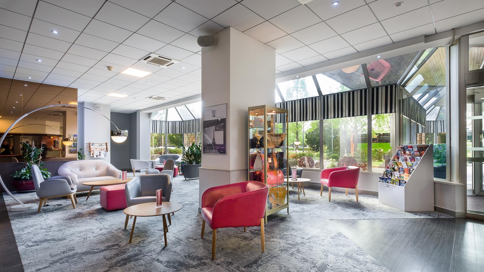 Hotels mercure strasbourg palais des congr s for Salon de musique strasbourg
