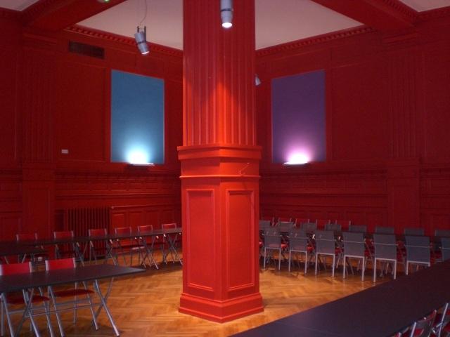 Lieux De Prestige Et De Spectacle Le Salon Rouge Pour Votre Congr S Strasbourg Scb