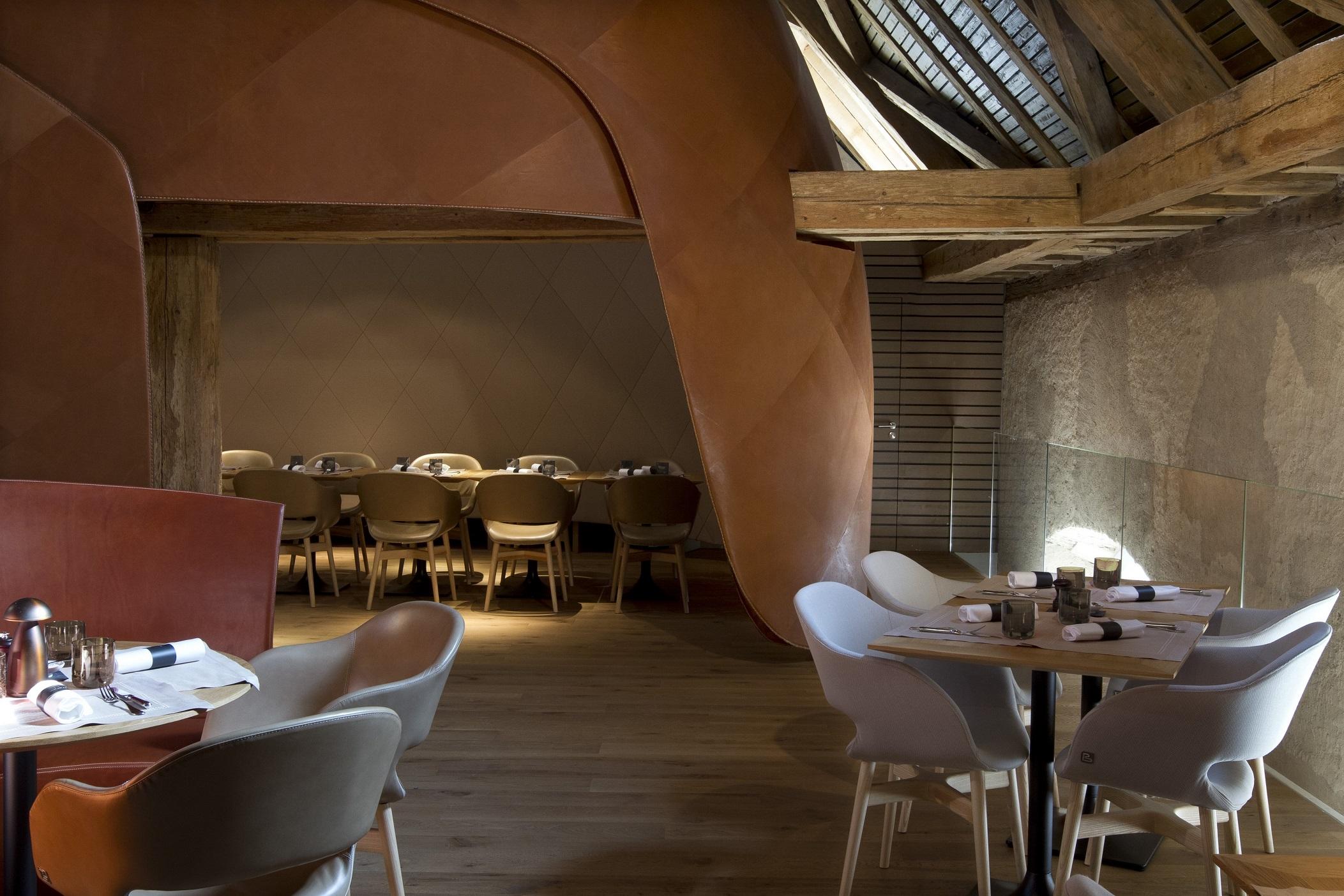 Restaurants Brasserie Les Haras for your conference in Strasbourg | SCB