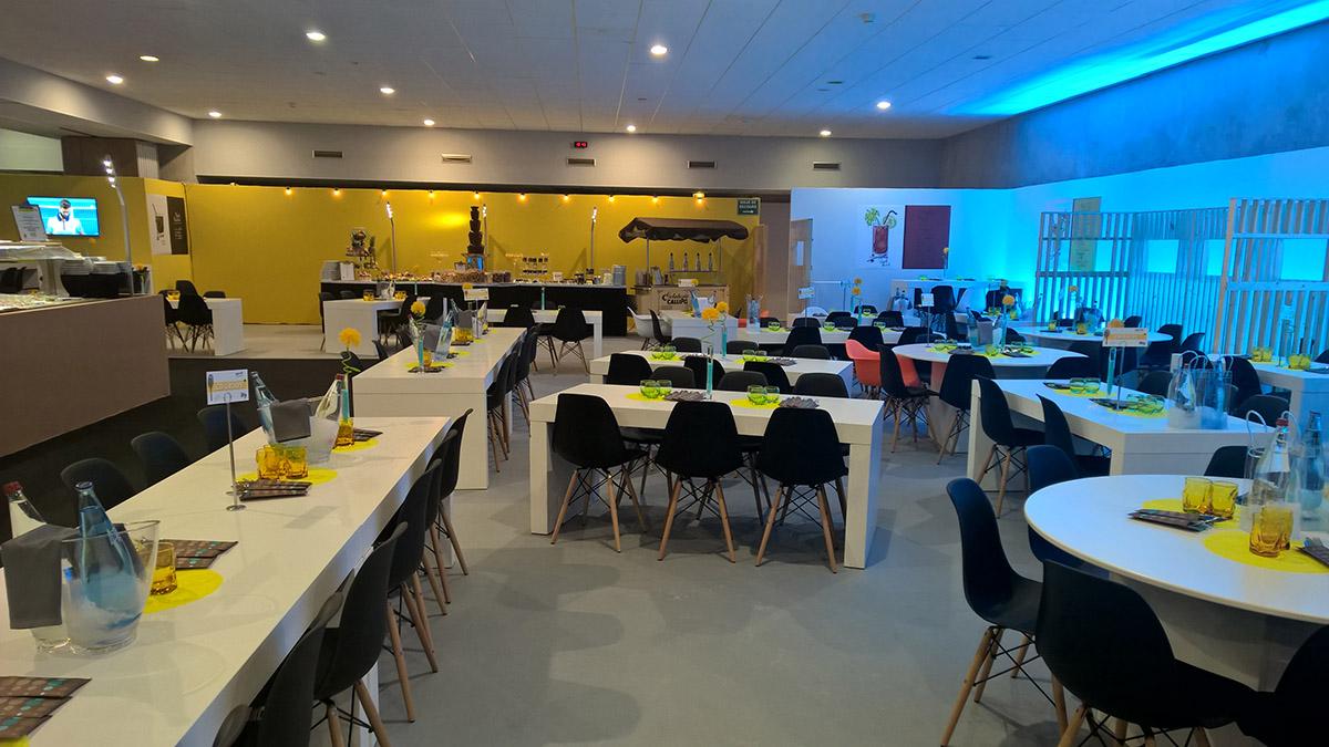 Die Speisekarte des TOP RENT-Vermietung von Konferenz- und Veranstaltungstechnik aus Bochum, Friedrich-Lueg-Straße 7. können Sie hier einsehen oder hinzufügen.