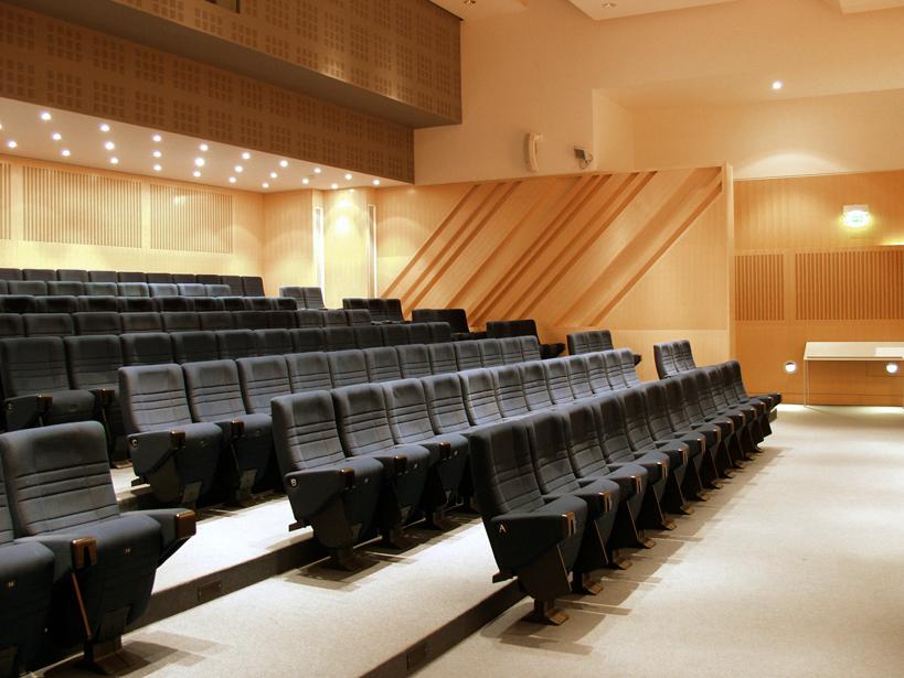 Versammlungsorte und r ume mus e d 39 art moderne et contemporain de strasbourg auditorium - Musee d art moderne et contemporain de strasbourg ...