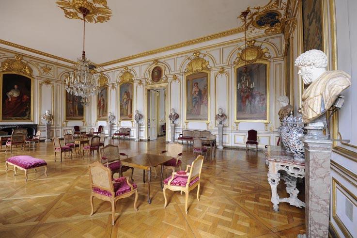 Lieux de prestige et de spectacle palais rohan pour votre for Salon des ce strasbourg
