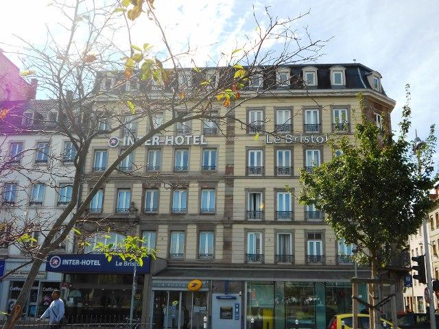 hotels inter hotel le bristol for your team building in strasbourg scb. Black Bedroom Furniture Sets. Home Design Ideas