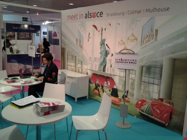 2017 : Salon Heavent Meetings - Cannes - 19/20 avril