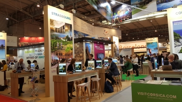 2017 : IBTM WORLD - Barcelone - du 28 au 30 novembre